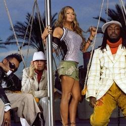 Les Black Eyed Peas présentent leur appli Smartphones 7