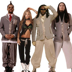 Les Black Eyed Peas au Stade de France le 25 juin 2011 5