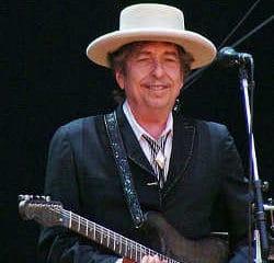 Bob Dylan en route pour recevoir son Nobel de littérature 7