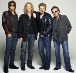 Bon Jovi brade son concert espagnol 12