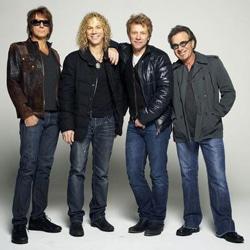 Bon Jovi brade son concert espagnol 5