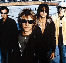 Bon Jovi dévoile son nouveau single 14