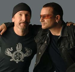 U2 signe la bande originale de Spider-Man 11