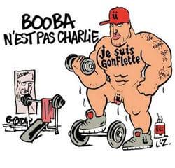 Charlie Hebdo : Luz répond à Booba 19