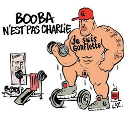 Charlie Hebdo : Luz répond à Booba 5