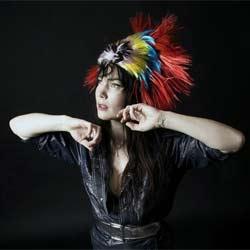 Le nouvel album de Brisa Roché sort en Avril 5