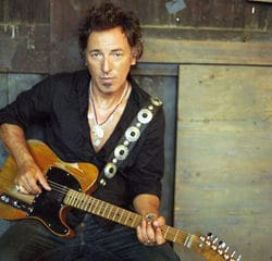 BRUCE SPRINGSTEEN We Take Care of Our Own 8