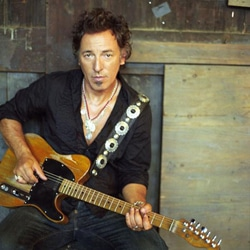 BRUCE SPRINGSTEEN We Take Care of Our Own 6