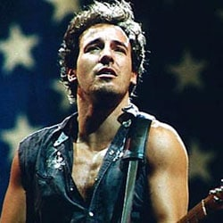 Bruce Springsteen Dancing in the Dark 5