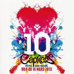 De nouveaux noms au programme du Caprices Festival 2013 5