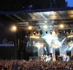 Tinie Tempah et The Kills au Caribana Festival 8
