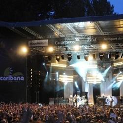Tinie Tempah et The Kills au Caribana Festival 5