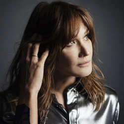 CARLA BRUNI Enjoy The Silence 5