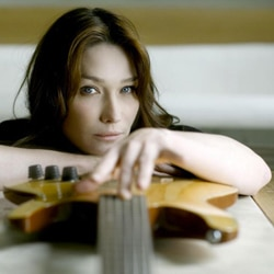 Interview Carla Bruni 5