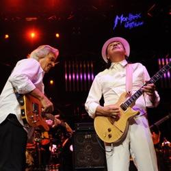 Coup d'envoi du 45ième Montreux Jazz 5