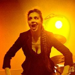 Catherine Ringer au Big Festival de Biarritz 5