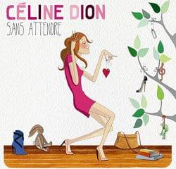 Céline Dion <i>Sans Attendre</i> 5