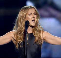L'hommage de Céline Dion aux victimes des attentats 11