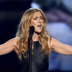 L'hommage de Céline Dion aux victimes des attentats 7