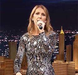 Céline Dion est une imitatrice hors paire 15
