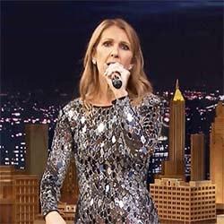 Céline Dion est une imitatrice hors paire 5