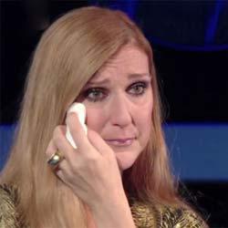 Céline Dion en larmes à cause de Robert Charlebois 6