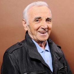 Charles Aznavour fête ses 90 ans