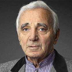 Charles Aznavour reporte ses concerts 7