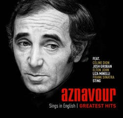 Charles Aznavour <i>Sings in English</i> 8