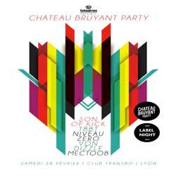 Le label Château Bruyant s'invite à Lyon 6
