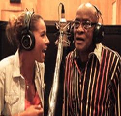 Chimène Badi en duo avec Billy Paul 16