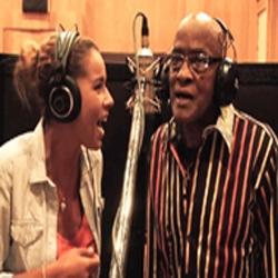 Chimène Badi en duo avec Billy Paul 7
