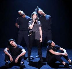 Jimmy Fallon bluffé par Christine and the Queens 7