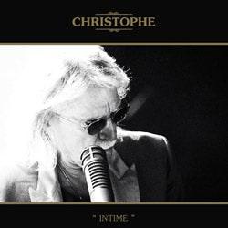 Le chanteur Christophe en toute intimité