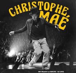 Christophe Maé <i>On trace la route - Le live</i> 15