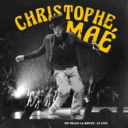 Christophe Maé <i>On trace la route - Le live</i> 5