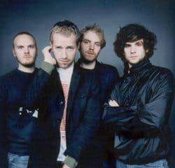Coldplay sort son comic book 6