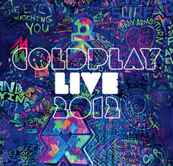 Coldplay Live 2012 7