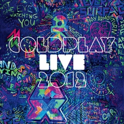 Coldplay Live 2012 5