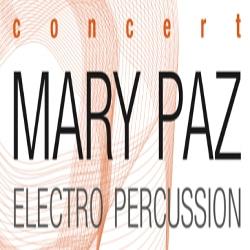 Mary Paz en concert à Paris 6