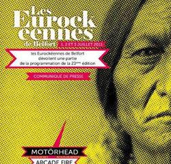 Les Eurockéennes 2011 dévoilent leurs 1er noms 13