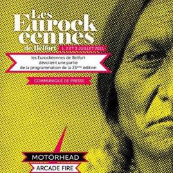 Les Eurockéennes 2011 dévoilent leurs 1er noms 5
