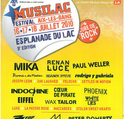 Musilac Programme 2010 12