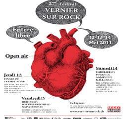 Festival Vernier sur Rock 2011 8