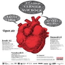 Festival Vernier sur Rock 2011 7