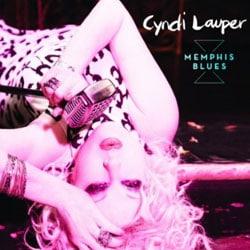 Cyndi Lauper <i>Memphis Blues</i> 5
