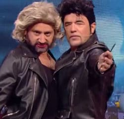 Cyril Hanouna et Pascal Obispo revisitent le film Grease 20