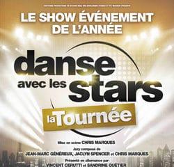 5 nouvelles personnes rejoignent la tournée Danse Avec Les Stars 12