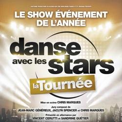 5 nouvelles personnes rejoignent la tournée Danse Avec Les Stars 5