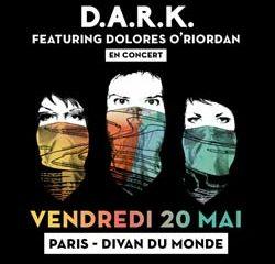 D.A.R.K. en concert au Divan du Monde 9